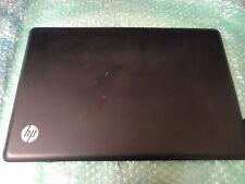 HP g56 Coperchio Posteriore Lcd Coperchio Con Cavo Antenna Wifi Microfono & WEBCAM Post veloce