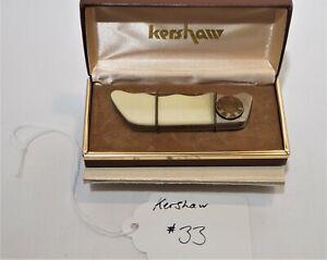 "Kershaw 2101 Rotater lock 2.5"" folding knife"