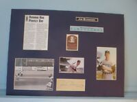 Hall of Famer and Detroit Tiger Great Jim Bunning & his autograph