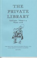 John Wilkes - Printing Office 1763. Private Library co.924