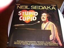 NEIL SEDAKA-STUPID CUPID-LP-NM-RCA CAMDEN-1963-UK IMPORT-STEREO