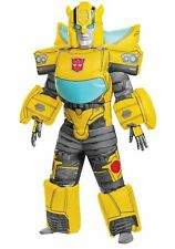 The Transformers Bumblebee Autobot Inflatable Child Costume Licensed Unisex OS