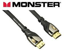 MONSTER ULTRA® High Speed 4K HDMI Cable w/ Ethernet - 3m. by Monster Cable NEW