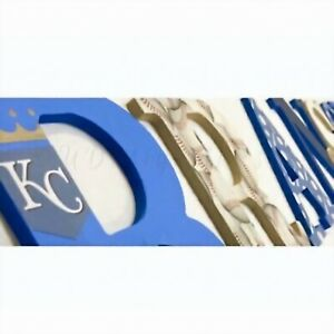 Handmade Wooden Wall Letters Custom Sports Baseball Nursery Or Kids Room
