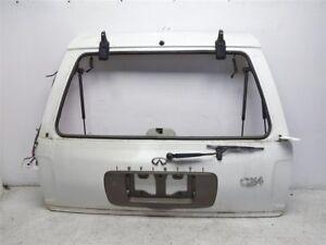 97 98 99 00 Infiniti QX4 3.3L Trunk lid tailgate hatch 90100-1W530