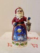 Jim Shore for Enesco - Santa Ornament - 4057010JCP