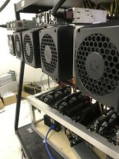 4 Avalon 741 Avalon miner 29.2 TH/s Bitcoin BTC SHA-256 4 X 7.3 TH/s AvalonMiner