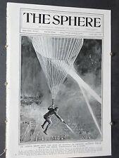 1924 The SPHERE- Hatfield Pageant,Major Martin Santa Monica California Flight