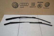 Original Audi A1 8X Scheibenwischer vorn mit Wischerblätter 8X1955407 8X1955408