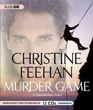 Murder Game by Christine Feehan (2011, CD)