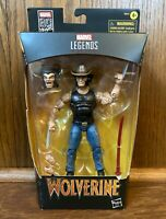 Cowboy Logan Wolverine Hasbro Marvel Legends Action Figure New NIB X-Men