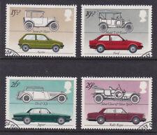 GB 1982   British Motor Cars - Fine Used.
