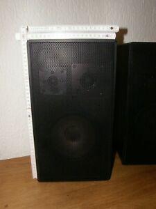 Lautsprecher Boxen 3 Way Hifi WHD GERARD 35 (Techn+Optischer Zustand NEUWERTIG)