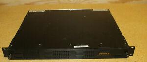 Evertz 7701 Frame with 3x 7700DA4-SLKE-HD  StreamLINK MPEG-2 Encoders