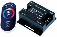 LED CONTROLLER TOUCH TELECOMANDO CENTRALINA PER STRISCIA RGB 12V/24V STRIP