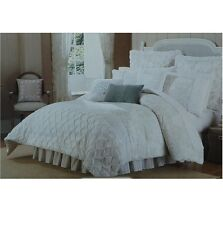 MARY JANE'S 4 PIECE HOME FLORAL COMFORTER SET KING 108x96  $400 MSRP  NEW!