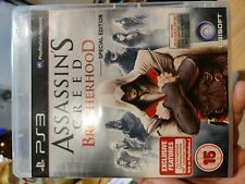 Assassins creed brotherhood ps3 Special Edition