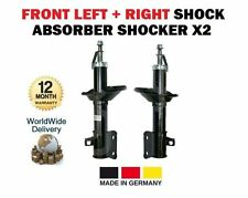 FOR SUBARU LEGACY 1994--> NEW FRONT LEFT + RIGHT SHOCK ABSORBER SHOCKER X2