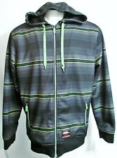 No Fear Mens XX-Large 2XL Multi Color Double Layered Coat