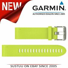 Garmin Quickfit Watch Strap Band│For Approach S60-Fenix 5/5 Plus-FR935│Silicone