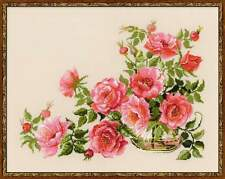 """Counted Cross Stitch Kit RIOLIS - """"Sweet Flavor"""""""