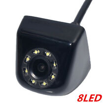 HD Screw On Car Rear View Camera Reversing Backup Parking Cam 8 LED Night Vision