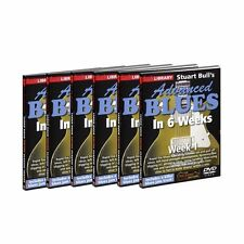 LICK LIBRARY - ADVANCED BLUES IN 6 WEEKS BY STUART BULLS (6 DVD SET)