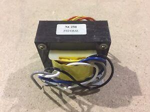 EDEN NEMESIS NC210 NC115 BASS AMPLIFIER AMP TRANSFORMER NC250/0310135FD