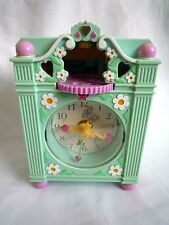 VINTAGE 1991 BLUEBIRD /  POLLY POCKET FUN TIME CLOCK PLAYSET / WORKING
