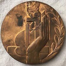 MACO. Pegasus, Gaines Wreath Award Medal by Felix Weil