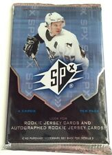2006-07 Upper Deck SPx Hockey HOBBY Pack Rookie Auto Patch/Jersey?