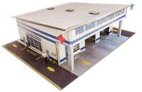 "Innovative Hobby ""Inspection Station"" 1/64 HO Slot Car Scale Photo Building Kit"