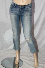Juicy Couture Blue Embellished Jeans Size 27