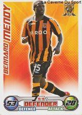 BERNARD MENDY # FRANCE HULL CITY.FC PSG SM.CAEN CARD PREMIER LEAGUE 2009 TOPPS