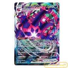 Pokemon - Eternatus VMAX SWSH045 - Promo Rare Shiny Full Art Card TCG