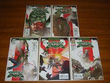 SKRULL KILL KREW #1 - 5 SET (MARVEL) 2009 (5 ISSUES) DARK REIGN