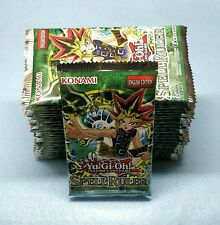 English Yugioh Spell Ruler 24 Booster Packs = Box Quantity Unsearched