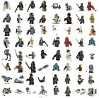 LEGO Star Wars Minifigures Clone Troopers Stormtroopers Droids pilots imperials