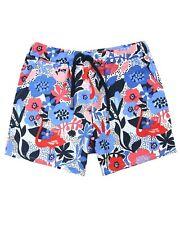 BOBOLI Girl's Floral Print Terry Shorts, Sizes 4-16