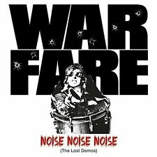 Warfare - Noise Noise Noise: Lost Demos [New CD] UK - Import