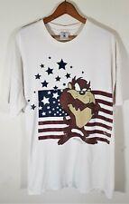 New ListingVintage 1997 Taz Looney Tunes T Shirt Made In Usa Hip Hop Warner Bros 90s Xxl