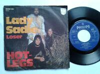 "Hotlegs / Lady Sadie 7"" Vinyl Single mit Schutzhülle"