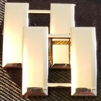 WWII US ARMY OFFICER'S CAPTAIN RANK INSIGNIA GOLD BADGE (PAIR)