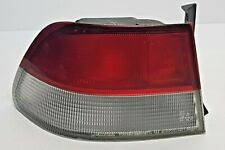 Genuine Used Honda Civic Coupe Left Hand Tail Light Lamp Outer 1996 to 2000
