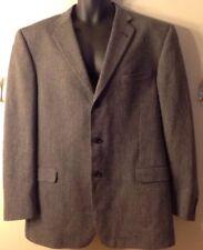 Men's Burberry 46 Long Gray Sport Coat