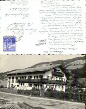 538072,tolle Foto-Ak Pension Schermer in Brixen im Thale bei Kitzbühel Bahnpost