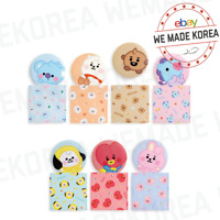 BT21 Baby Character Pouch Mirror Dot Pattern 7types Official K-POP Authentic MD