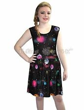 Mehrfarbige Damenkleider