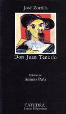 Don Juan Tenorio, José Zorrilla, Acceptable Book