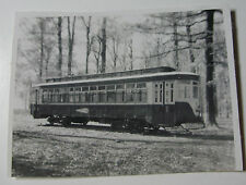 USA698 CINCINNATI NEWPORT & COVINGTON ELECTRIC RAILWAY - TROLLEY PHOTO Kentucky